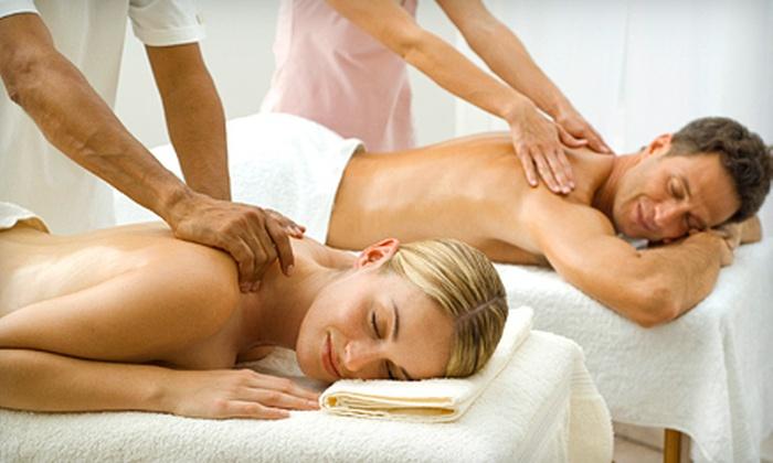 3 Graces Spa - Allandale: Facial and Massage, Hot-Stone Massage, or Couples Massage at 3 Graces Spa (Up to 59% Off)