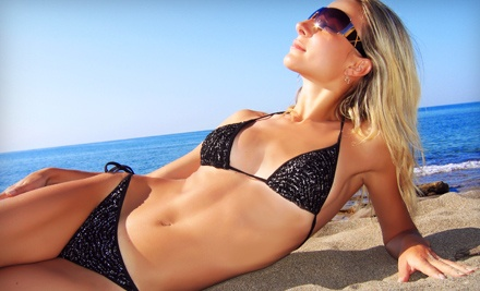 1 Fantasy Spray Tan ($60 Value) - Swan & Company in Capitola