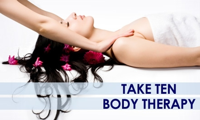 Take Ten Body Therapy - Downtown Columbus: $30 for a One-Hour Swedish or Therapeutic Massage at Take Ten Body Therapy