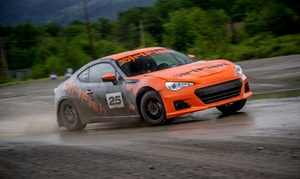 DirtFish Rally School: $179 for One Rally Car 2.2 Mile Thrill Ride for One at DirtFish Rally School ($225 Value)