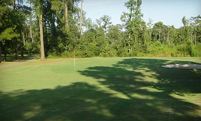 Summerville Country Club - Summerville: $39 for Golf for Two and Cart Rental at Summerville Country Club