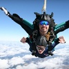 Tandem Skydiving Outing and T-shirt