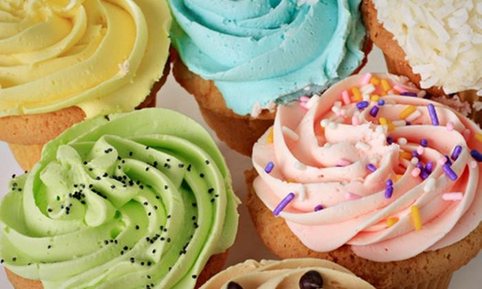 Caramanda's Bake Shoppe - Hill N Dale: $16 for One Dozen Cupcakes at Caramanda's Bake Shoppe ($33 Value)