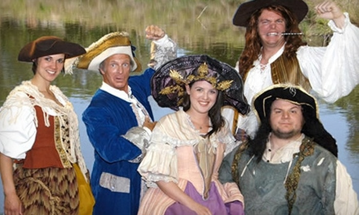 "The Midtown Men - Clearwater: $9 for One Ticket to ""Twelfth Night"" at Murray Studio Theater at Ruth Eckerd Hall ($18 Value). Multiple Dates Available."