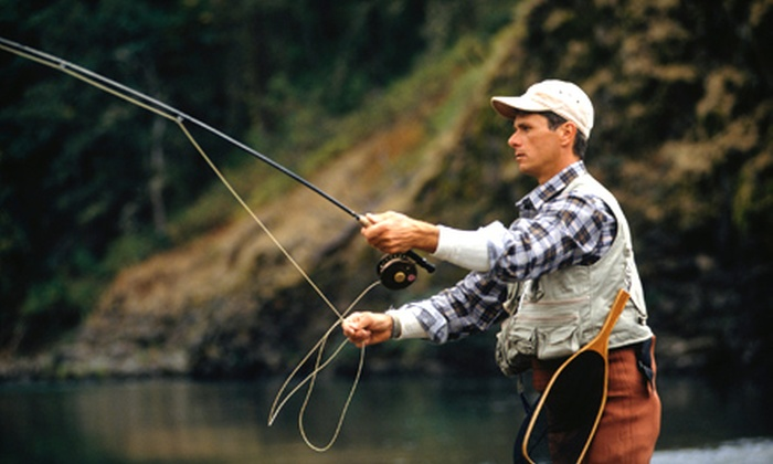 Bob White Springs - Only: $82 for a Three-Hour Fly-Fishing Lesson at Bob White Springs in Only ($165 Value)