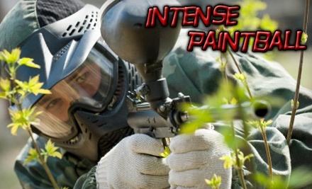 Intense Paintball - Intense Paintball in Canton