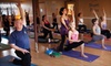 Beloved Yoga - Multiple Locations: $40 for a 20-Class Pass to Beloved Yoga ($320 Value)