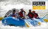 W.E.T. River Trips - North El Dorado: $60 for a Day Trip of Whitewater Rafting on the South Fork American River with W.E.T. River Trips