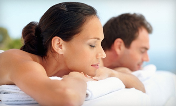 Structure Therapeutic Massage and Body Work - Patty Jewett: Private Couples Massage Class or Therapeutic Massage at Structure Therapeutic Massage and Body Work (Up to 52% Off)