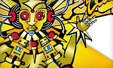 Groupon Live: Electropolis at Arcosanti on Sat. July 23 at 8PM: General Admission Seating - Electropolis at Arcosanti in Mayer