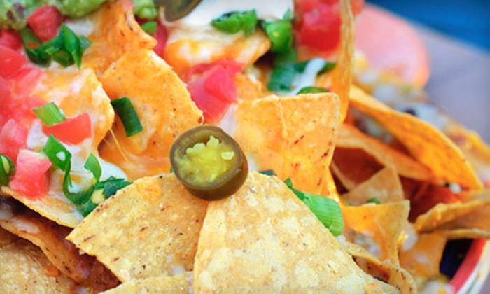 Tino's Too - Armstrong Park: $10 For $20 Worth of Mexican Fare at Tino's Too