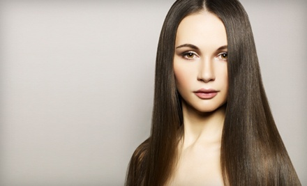 Deep-Conditioning Package (a $78 value) - Moxie Blue Salon in Marlton