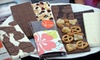 Victoria Chocolatier LLC: 4 or 12 Make-Your-Own Chocolate Bars Including Shipping from Victoria Chocolatier (Up to 51% Off)