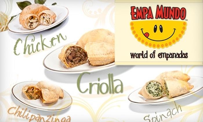 Empa Mundo - Irving: $5 for $10 Worth of Empanadas and Drinks at Empa Mundo