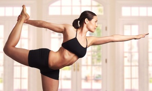 Bikram Yoga Of Setauket: 10 or 25 Bikram or Vinyasa Yoga Classes at Bikram Yoga Of Setauket (Up to 60% Off)
