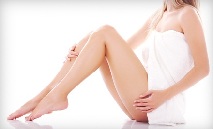 6 Laser Hair-Removal Treatments for a Medium Area - Seasons Spa & Salon in Perry
