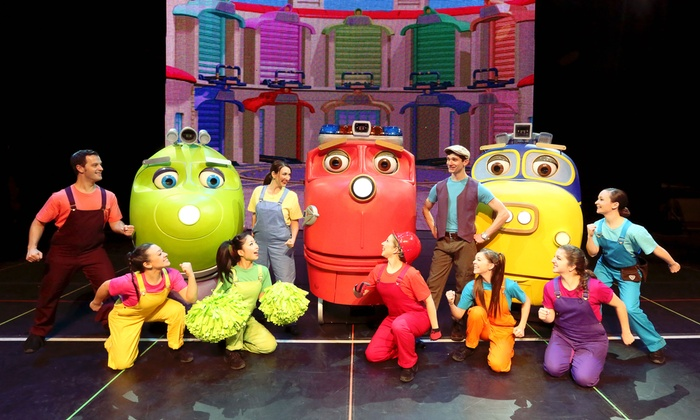 """""""Chuggington Live! The Great Rescue Adventure"""" - The Hanover Theatre: """"Chuggington Live! The Great Rescue Adventure"""" at The Hanover Theatre on Saturday, April 18 (Up to 39% Off)"""