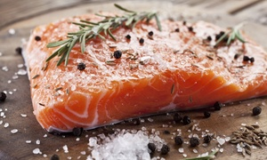 Kathleen's Catch: Fresh Fish Package or $30 for $40 Worth of Frozen Fish at Kathleen's Catch (Up to 30% Off