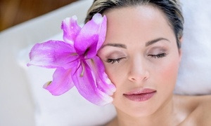 Mademoiselles Hair & Beauty - Bearsden: Winter Pamper Package with Massage, Scrub and Facial at Mademoiselles Hair & Beauty (Up to 62% Off)