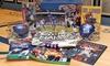 New York Giants Ultimate Fan Gift Box (10-Piece)