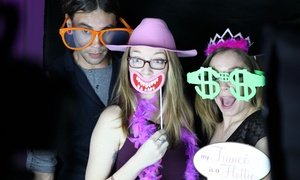 Smartshot Photo Booths: $259 for a Two-Hour Photo-Booth Rental Package from SmartShot Photo Booths ($525 Value)