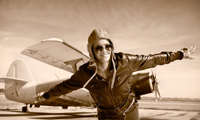 Icon Aviation Group, LLC - Multiple Locations: Flying  Lesson at Icon Aviation Group, LLC (Up to 67% Off)
