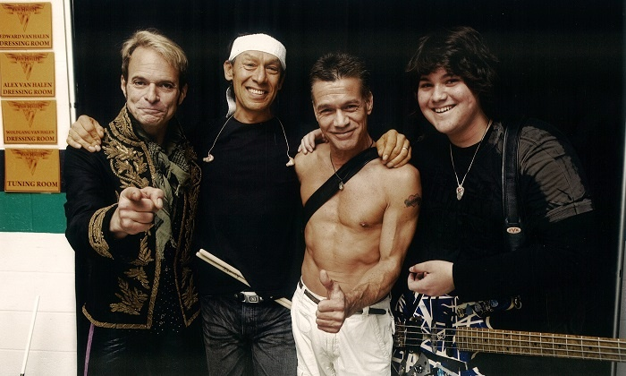Van Halen - Hollywood Bowl: Van Halen: Live on Tour with Special Guest Kenny Wayne Shepherd Band on October 4 at 7 p.m.