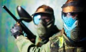 Splatter Zone: Partita di paintball in campo indoor fino a 8 persone