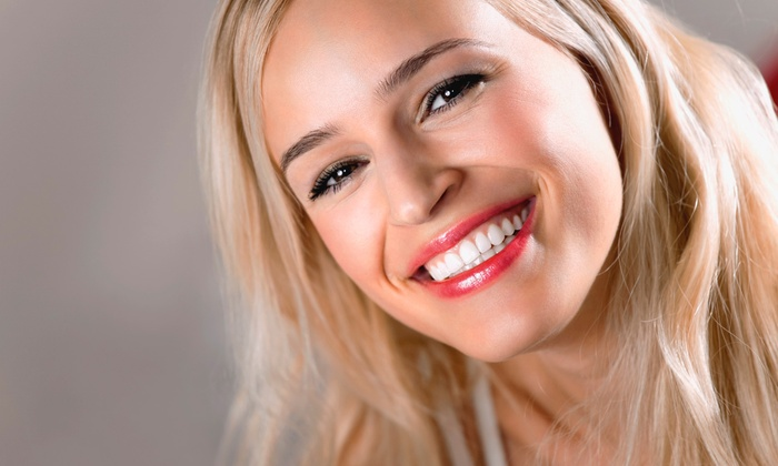 Nu Age Dental Hygiene Clinic - Crestview - Meadowlands: C$79 for a Light-Activated Teeth-Whitening Treatment at Nu Age Dental Hygiene Clinic (C$450 Value)
