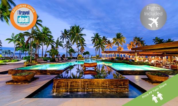 Sheraton Fiji: 5N Stay + Flights 0