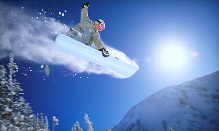 Backside Tours - University of Alberta: Tickets or Passes for Two to the Backside Ski + Snowboard Film Festival (Half Off)