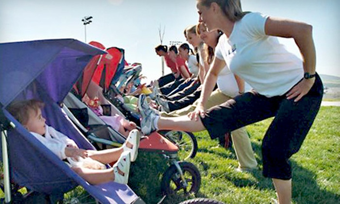 Stroller Strides - Multiple Locations: $35 for One Month of Unlimited Mom-and-Baby Fitness Classes at Stroller Strides ($125 Value)