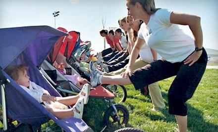 Stroller Strides - Stroller Strides in Porter Ranch