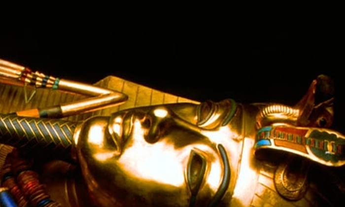"""""""Tutankhamun: 'Wonderful Things' from the Pharaoh's Tomb"""" - Downtown Tucson: $18 for Two Tickets to Tutankhamun Exhibition at Rialto Art and Antiquities (Up to $36 Value)"""
