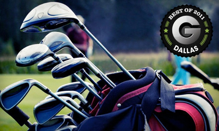 Twin Creeks Golf Club - Twin Creeks: 18-Hole Golf Outing with Cart Rental for One, Two, or Four at Twin Creeks Golf Club in Allen (Up to 55% Off)
