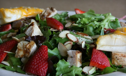 $16 Groupon to Cafe Marie - Cafe Marie in Ann Arbor