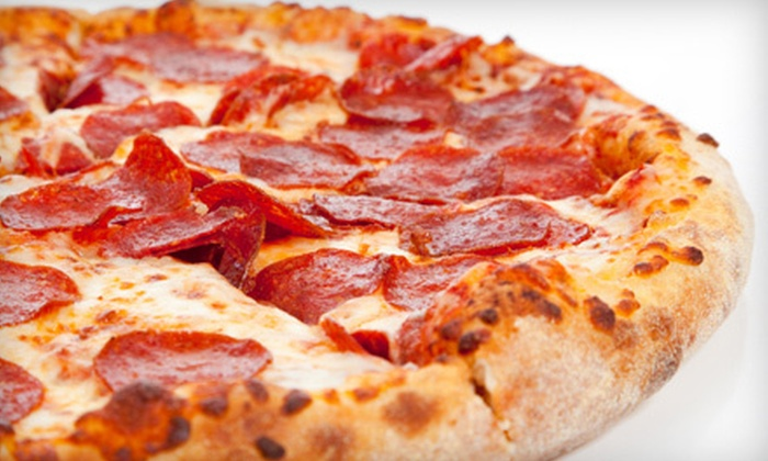 Cookin Cafe & Grille - Coolidge Corner: $15 for $30 Worth of Pizza, Subs, Breakfast, and American Fare at Cookin Cafe & Grille