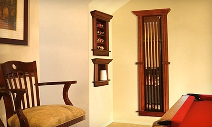 In Wall Cabinets: $50 for $125 Toward Custom Recessed Cabinets from In Wall Cabinets
