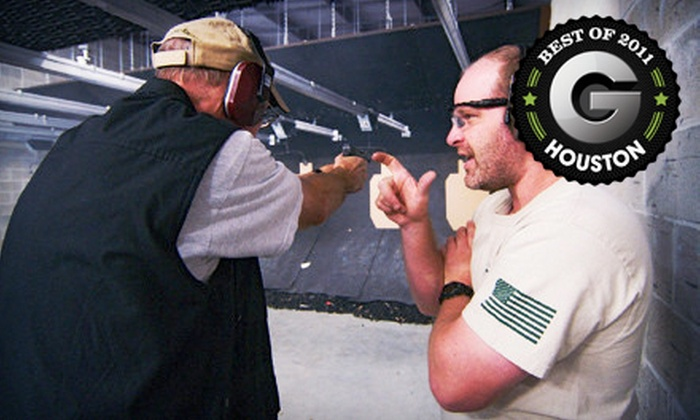 Spring Guns and Ammo - Spring: All-Inclusive Shooting Packages for One or Two or Membership at Spring Guns and Ammo (Up to 53% Off)