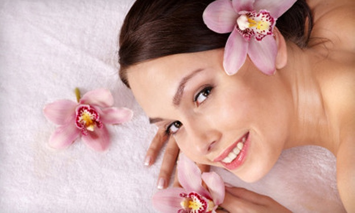 Planet Beach Contempo Spa - Multiple Locations: $25 for Spa Package with Three Services at Planet Beach Contempo Spa ($117 Value). Three Locations Available.