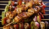 Kabob Station - Thornton: Syrian-Fare Meal for Two or Four at Kabob Station