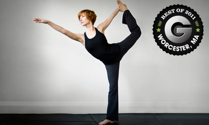Bikram Yoga Auburn and Bikram Yoga Westboro - Multiple Locations: 10 or 15 Hot-Yoga Classes at Bikram Yoga Auburn or Bikram Yoga Westboro (Up to 85% Off)