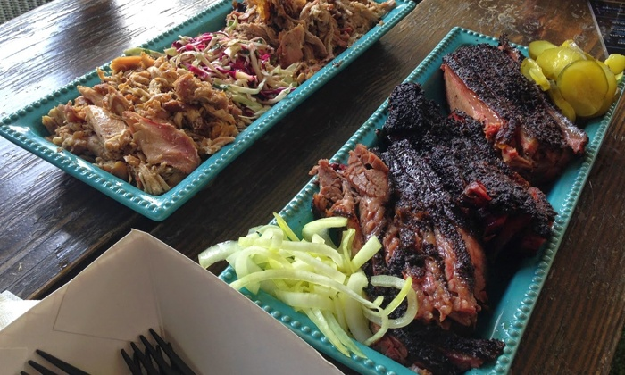 Man Up Texas BBQ - Austin: $1,299 for a Private Austin BBQ and Brewery Tour at Your Choice of Stops from Man Up Texas BBQ