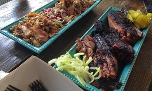Man Up Texas BBQ: $1,299 for a Private Austin BBQ and Brewery Tour at Your Choice of Stops from Man Up Texas BBQ
