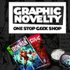 CLOSED - Graphic Novelty - Fells Point: $10 for $20 Worth of Merchandise at Graphic Novelty