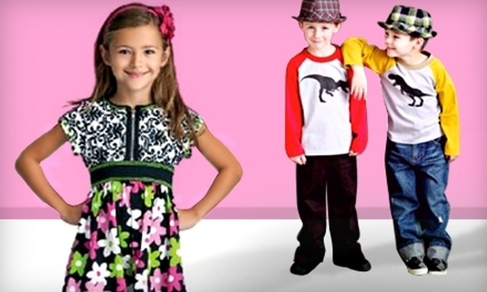 Cutie Patooties - Dayton: $20 for $40 Worth of Children's Clothes, Toys, Books, and More at Cutie Patooties