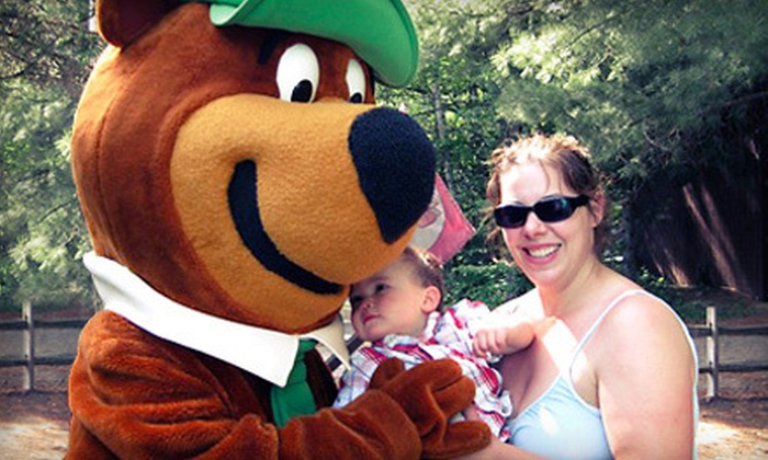 Yogi Bear's Jellystone Park at Paradise Pines - North Hudson: $99 for a Family Camping Package at Yogi Bear's Jellystone Park at Paradise Pines in North Hudson (Up to $197.96 Value)