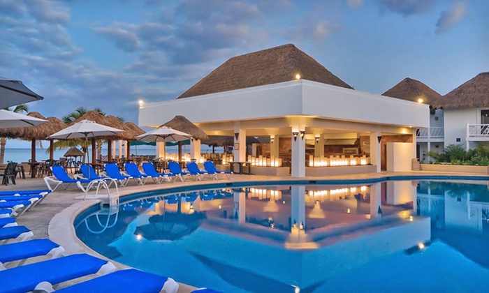 Sabor Cozumel Resort and Spa - Miami: All-Inclusive Stay at Sabor Cozumel Resort and Spa in Cozumel, Mexico