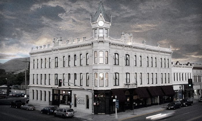 Geiser Grand Hotel - Baker City: Two-Night Stay for Up to Five in Suite or Paranormal Tours for Small or Large Group at Geiser Grand Hotel in Oregon