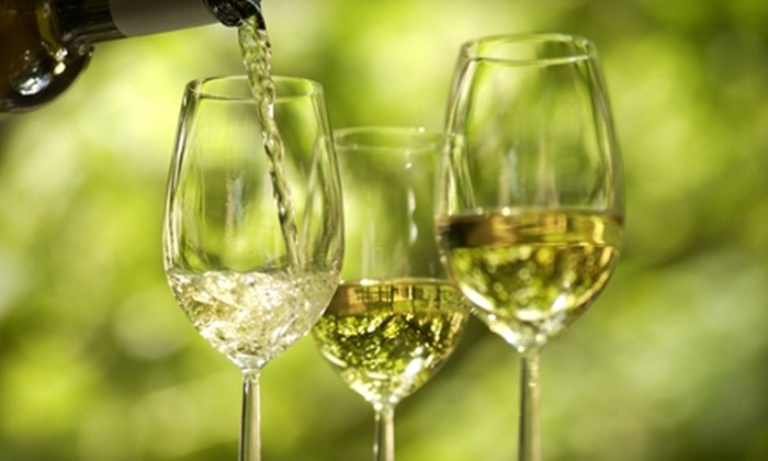 Valentino Vineyards & Winery - Long Grove: $19 for Wine Tasting, Tour, and Seminar at Valentino Vineyards & Winery in Long Grove ($48 Value)